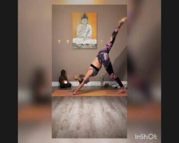 Yoga-Workout